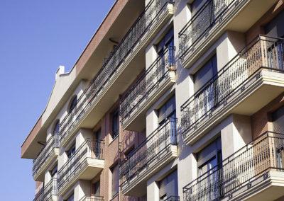 25 viviendas en Etxebarri