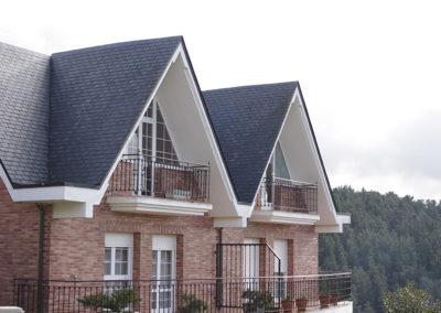 2 viviendas en Isasi