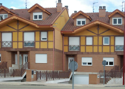 18 viviendas en León