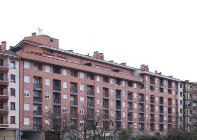 70 viviendas en Llodio